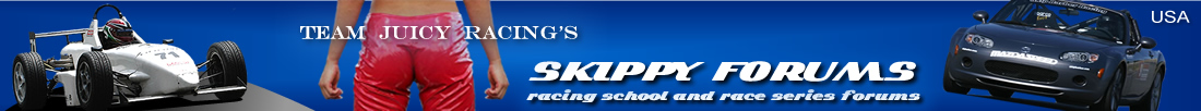Team Juicy Racing's Skippy Forums